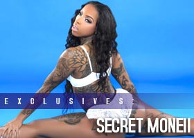 Secret Moneii @Secret215: Best Kept Secret – C. Clark Photography