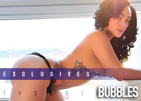 Model Bubbles @ModelBubbles Birthday Weekend – Robin V