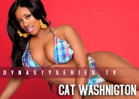 DynastySeries TV: Cat Washington @MsCat215: Cat Coliseum – Jose Guerra