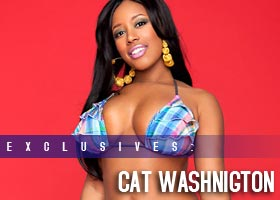 Cat Washington @MsCat215: Cat Coliseum – Jose Guerra