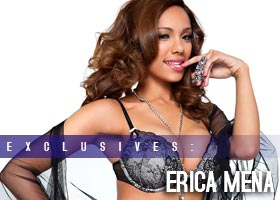 More Exclusive Pics of Erica Mena @Erica_Mena: Too Hot for TV – Jose Guerra