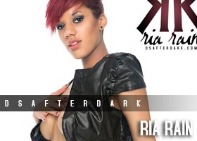 Ria Rain @makeriarain – The DSAfterDark Takeover – Frank D Photo
