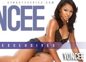 Yoncee @Yoncee: Any Room In Those Jeans – Jose Guerra – Face Time Agency