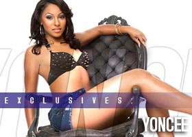 More Pics of Yoncee @Yoncee: Any Room In Those Jeans – Jose Guerra – Face Time Agency