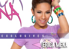 80s Babies: Erica Mena @Erica_Mena – Jem is Truly Outrageous – Jose Guerra