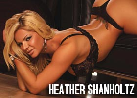 Heather Shanholtz @HShanholtz in Models Mania Magazine