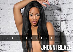 Jhonni Blaze @JhonniBlaze: Flame of Shadow Part 3 – William Cenac – DSAfterDark