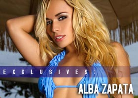 Alba Zapata @AlbaZaapata: So Seductive – Alex Tirado