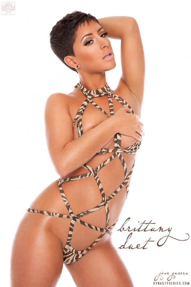 DynastySeries Solo: Brittany Duet @MsBrittanyDuet – Jose Guerra – Part 2