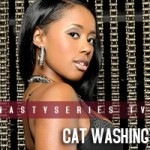 DynastySeries TV: Cat Washington @MsCat215 at Tattoo Bar DC - IEC Studios