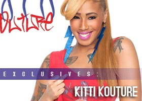80s Babies: Kitti Kouture @TheKittiKouture – Optimus Prime – Jose Guerra