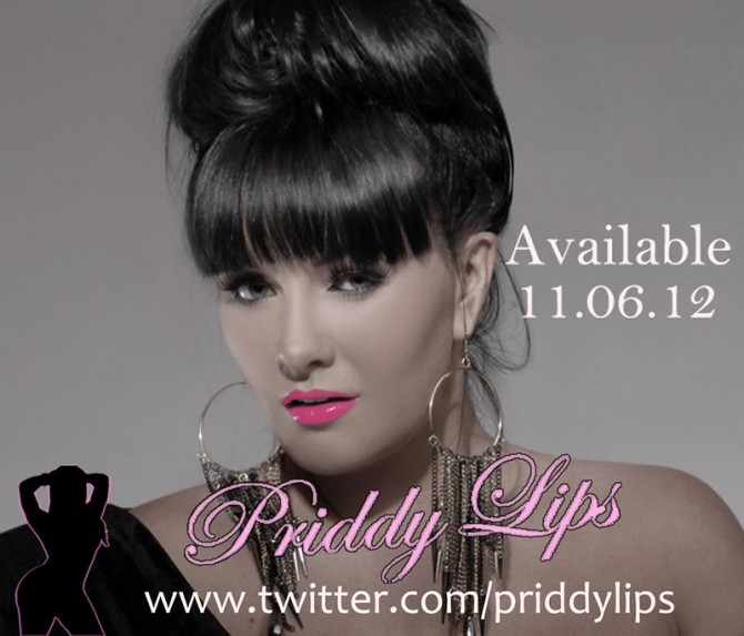 Amber Priddy @AmberPriddy – Priddy Lips Coming Nov 6th