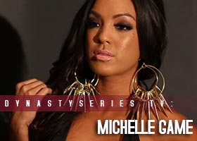 Ason Productions presents: Michelle Game @MichelleGame – Blackmen Magazine – Facet Studio