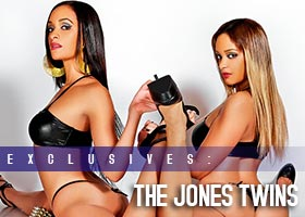 The Jones Twins @TheJonesTwins88 – Introducing – Del Anthony