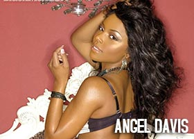 Angel Davis @Iloveangel2 – Introducing – Blackmen Magazine – TSD Agency
