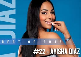 Best of 2012: #22 – Ayisha Diaz @AyisagaDiaz: String Theory – Jose Guerra