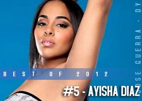 Best of 2012: #5 – Ayisha Diaz @AyishaDiaz: Holding On By a String – Jose Guerra