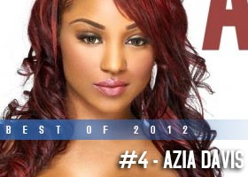 Best of 2012: #4 – Azia Davis @MsHeavynly_Azia – Facet Studio