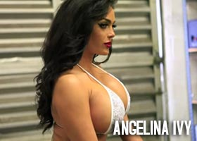 Angelina Ivy @AngelinaIvy – Behind the Scenes Video