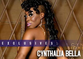 Cynthalia Bella @cynthaliabella – Introducing – Biohertz Photography