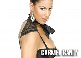 Carmel Candy @modelCarmelCndy on ShowGirlzExclusive – SHOW Magazine