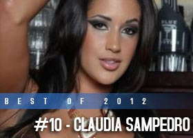 Best of 2012: #10 – Claudia Sampedro @ClaudiaSampedro – Venge Media