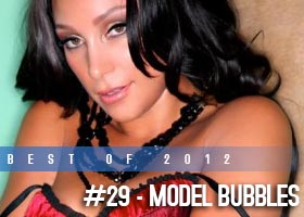 Best of 2012: #29 – Model Bubbles @ModelBubbles: Built for Perfection – MJ Flix