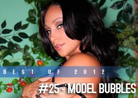 Best of 2012: #25 – Model Bubbles @ModelBubbles: Built for Perfection – MJ Flix