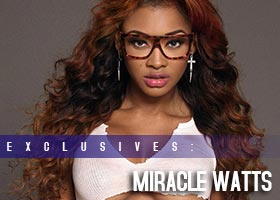 Facet Studio presents: Miracle Watts @MiracleWatts00 – Optical Lenses