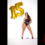 Rosa Acosta @RosaAcosta in XXL 15th Anniversary Issue