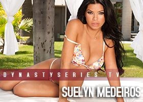 Suelyn Medeiros @SuelynMedeiros – Video Preview from Maxim Czech – IEC Studios