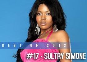 Best of 2012: #17 – Sultry Simone @IAmSultrySimone: Simone's World – Jose Guerra
