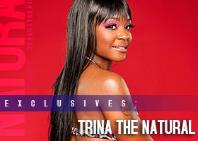 Trina the Natural @TrinatheNatural – Introducing – IEC Studios