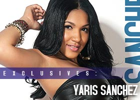 Yaris Sanchez : Ripped to Shreads – Frank D Photo