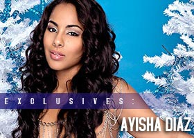 Ayisha Diaz @AyishaDiaz – Best Gift Ever for Christmas – Jose Guerra