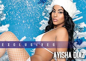 Ayisha Diaz @AyishaDiaz – Winter Wonderland for Christmas – Frank D Photo