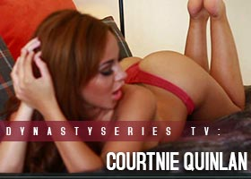 Courtnie Quinlan @CourtnieQ and Rheanna Duffield @RheannaDuffield – Behind the Scenes