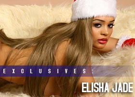Elisha Jade @ILoveLeesh – Happy Holidays from The UK