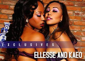 Ellesse Danielle @Ellesse Danielle and Kaeo Black @TKOBlack – Front to Back – Urban Soul Photography