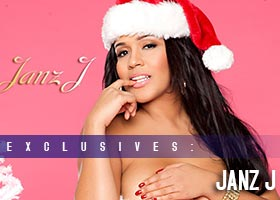 Janz J @MszJanz – DynastySeries Christmas – Frank D Photo