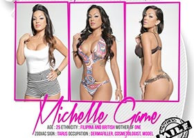 Michelle Game @MichelleGame – Derick G's Top M.I.L.F's of 2012