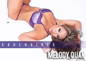 Melody Quan @RealMelodyKaye – New Exclusives from C.E. Wiley