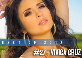 Best of 2012: #27 – Vivica Cruz @LoveVivica: Beach Cruzier – Paul Cobo
