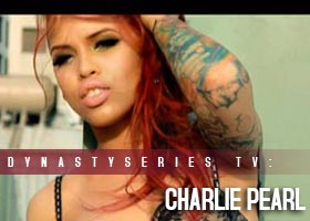 Mike Ho presents: Charlie Pearl @msCharliePearl – Video Series