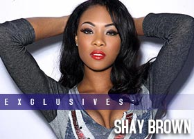 Shay Brown @IAmShayBrown: Right On Time – Facet Studio
