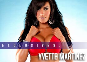 Yvette Martinez @MsSweetYvette – Introducing – Iconik Images