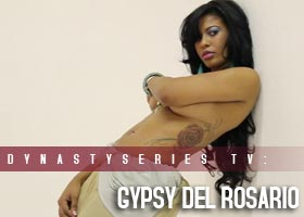 Gypsy Del Rosario @GypsyDeLRosario Fashion Shoot – Open Gate Studios – Behind the Scenes