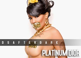 Platinum Dior @MZPLATINUM7: Don't Say Nothing – Visual Cocktail