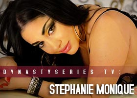 Stephanie Monique @StephanieNique – Behind the Scenes Video with SSH Photography