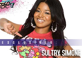 80s Babies: Sultry Simone @IAmSultrySimone – Nerds Gone Wild – Jose Guerra